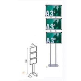 Porta avvisi Eco 33