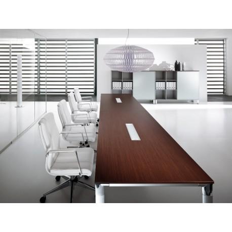 Tavolo Riunione in legno o vetro
